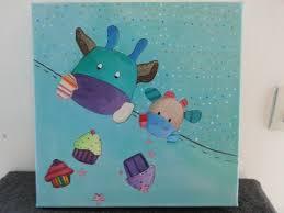 tableaux chambre enfant tableau chambre enfant artmatt le peintures et dessins
