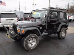 Jeep Wrangler Used Jeep Wrangler For Sale Search 4 150 Used Wrangler Listings