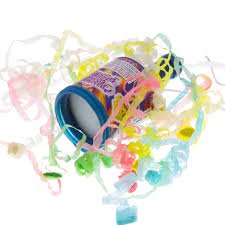 party poppers chagne party poppers noise makers box of 72 party supplies