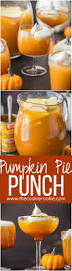 pumpkin martini recipe this pumpkin pie punch is the ultimate thanksgiving cocktail with