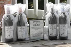 Good Wine For Gift Wine Bottle Wedding Guest Book Kit Gift Boxed Custom Labels