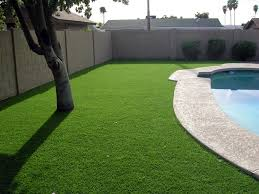 Arizona Backyard Landscaping by Artificial Turf Installation Maricopa Arizona Backyard Deck Ideas