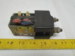 curtis albright sw180 326l 110613 003 contactor 24v crown forklift