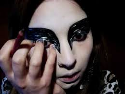 maquillaje el cisne negro black swan makeup tutorial youtube