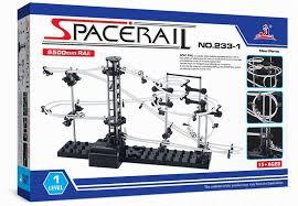 2018 space rail model building kit level 2 steel marble roller coaster spacewarp diy spacerail erector set 233 1 233 2 toys for kids from frankason