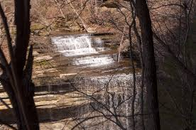 Clifty Falls State Park Map by Clifty Falls State Park