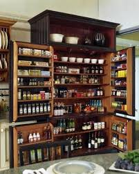 Kitchen Pantry Storage Cabinet Large Kitchen Pantry Kitchens Design