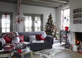 Christmas Living Room Decor Christmas Decoration Ideas Christmas - Red living room design ideas