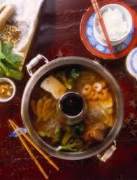 fondue vietnamienne cuisine asiatique fondue chinoise recettes de cuisine chinoise