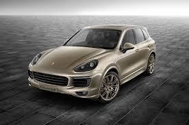 2015 Porsche Cayenne S - porsche exclusive unveils cayenne s palladium metallic photo