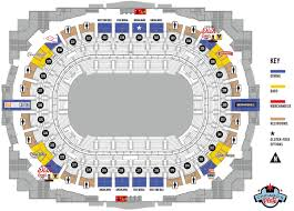 Staples Center Seat Map Chicago U0027s Plate United Center