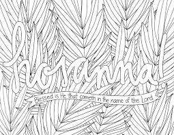 100 ideas palm sunday coloring book for kids on spectaxmas download