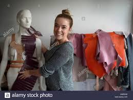 designer berlin berlin germany fashion designer marina hörmanseder stock photo