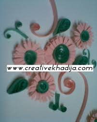 mother u0027s day quilling card