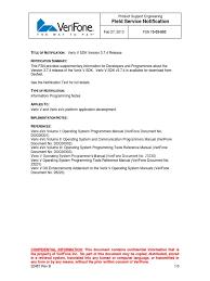 fsn 13 03 003 verix v sdk version 3 7 4 release devnet library