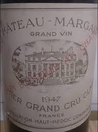 chateau margaux i will drink 1947 château margaux bordeaux médoc margaux cellartracker
