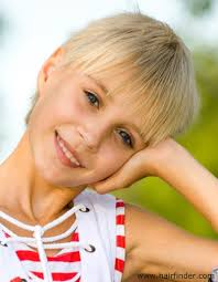 practical and easy care hairstyles for women in their forties practical and easy to care for short pixie haircut for little girls