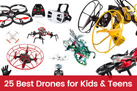25 best drones for teens and kid friendly drones 2017