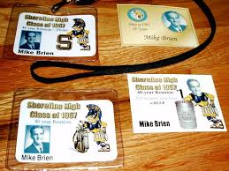 image result for name tags for class reunion class reunion