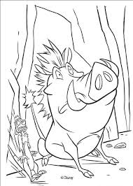 lion king coloring pages zazu warns mufasa coloring