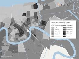 How Do We Map New Orleans Let Us Count The Ways Nolacom New by Public Schools And Ghetto Formation In Interwar New Orleans