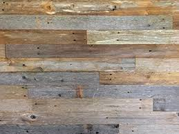 diy reclaimed barn wood wall easy peel and stick applic https