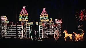 Scouts Of Suffolk County S 13th Annual Holiday Light Show Moves