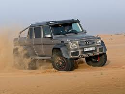 mercedes benz g63 amg 6x6 concept 2013 pictures information