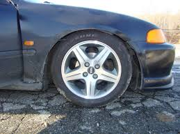 what tire size on your 15x7 wheels pic request honda tech