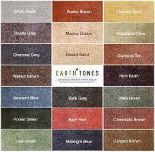 earthy wall paint colors home decor u0026 interior exterior