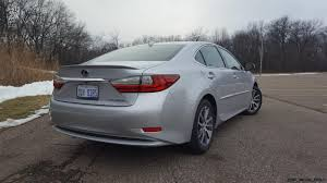 lexus sedan reviews 2017 road test review 2017 lexus es 300h by carl malek