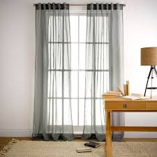 Top Curtains Inspiration Charcoal Sheer Curtains Inspiration Mellanie Design