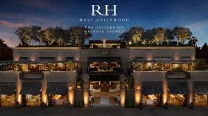 rh west hollywood the gallery on melrose avenue youtube