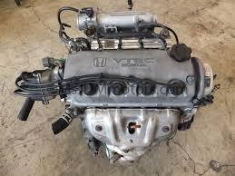 92 97 d15b vtec motor trans ecu jdm civic vti honda engines