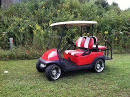 custom 2009 club car precedent used golf carts golf carts