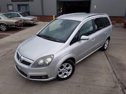 used vauxhall zafira manual for sale motors co uk