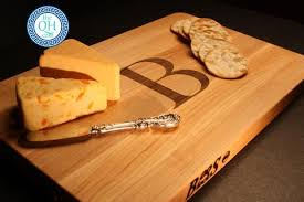 personalized cheese board personalized family gifts buy monogram cutting boards online