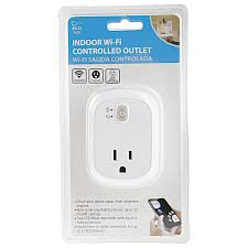 smartphone controlled outlet eco id wi fi outlet walmart com