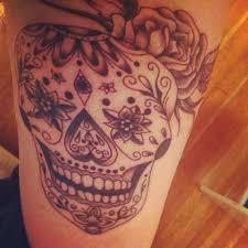 female skull tattoo ideas tattoo shortlist