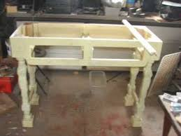 how to build a table with drawers how to build a drawer table or sideboard youtube