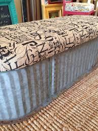 Outdoor Storage Ottoman Bench Best 25 Rustic Outdoor Ottomans Ideas On Pinterest Farmhouse