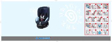 maxi cosi car seat dru0632 user guide manualsonline com