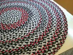 Round Braided Rugs For Sale Made To Order Handmade Round Braided Rug Your Color Choices