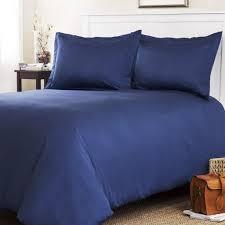 bedroom solid blue navy duvet covers king size for men bedroom decor