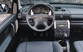 2000 land rover inside 2005 land rover freelander information and photos zombiedrive