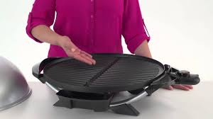 Outdoor Electric Grill The George Foreman 15 Serving Indoor Outdoor Electric Grill Youtube