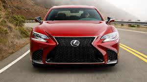 lexus sriracha 2018 lexus ls 500 awd f sport 4k wallpaper hd car wallpapers