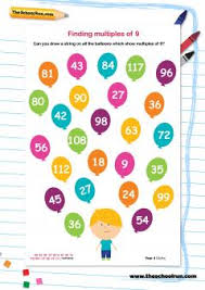 8 times table worksheet 6 8 and 9 times table tips advice and resources 6 8 9 times