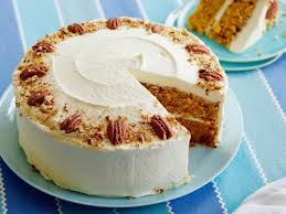 Carrot Cake With Cream Cheese Frosting Recipe Food Network