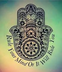rule your mind or it will rule you peace